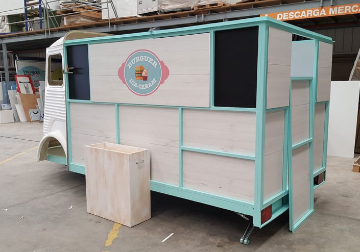 Fabricantes de Food Trucks Huelva