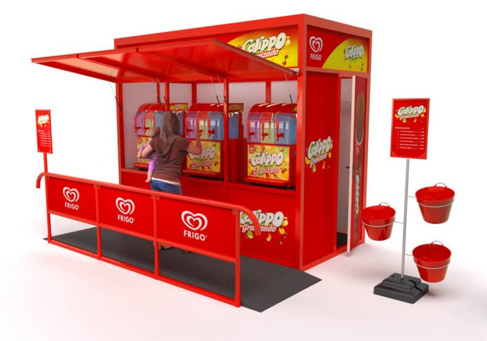 Pop Up Stores personalizadas Euskadi