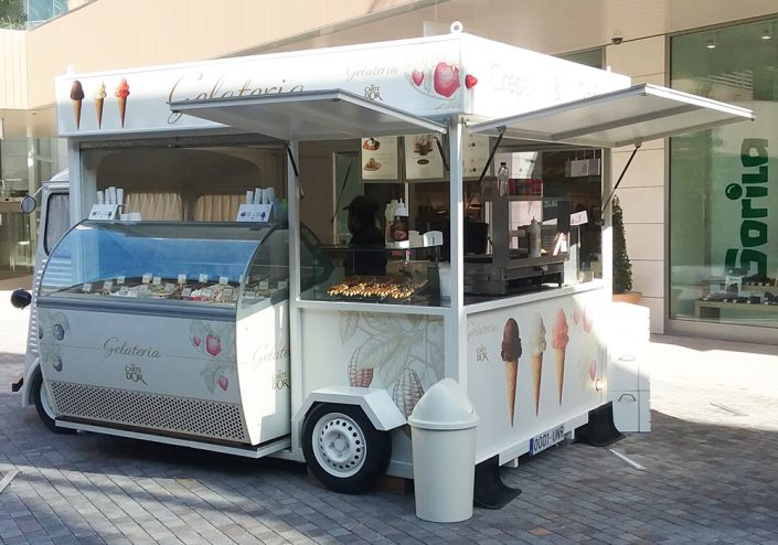 Venta de Food Trucks Navarra