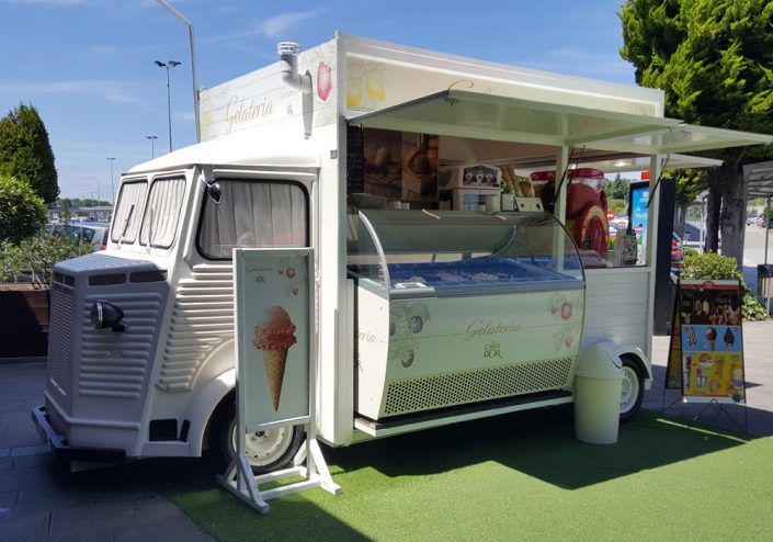 Venta de Food Trucks Zamora