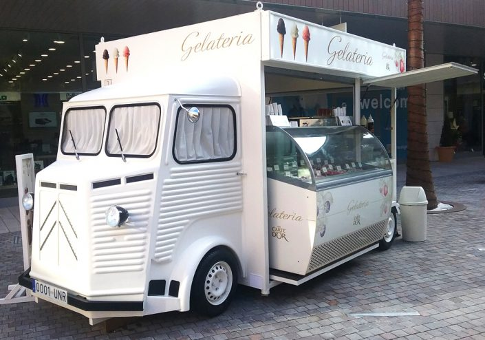 Food Trucks personalizadas Barcelona