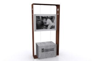Cómo montar una exposición de fotografía en exterior
